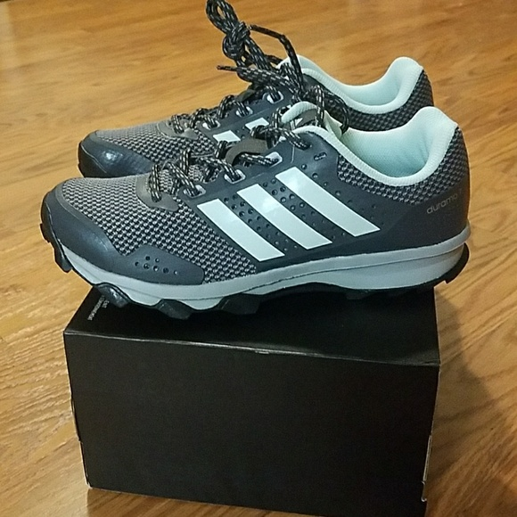 new product 84444 e65a1 Adidas Women s Duramo 7 Trail Running Sneaker